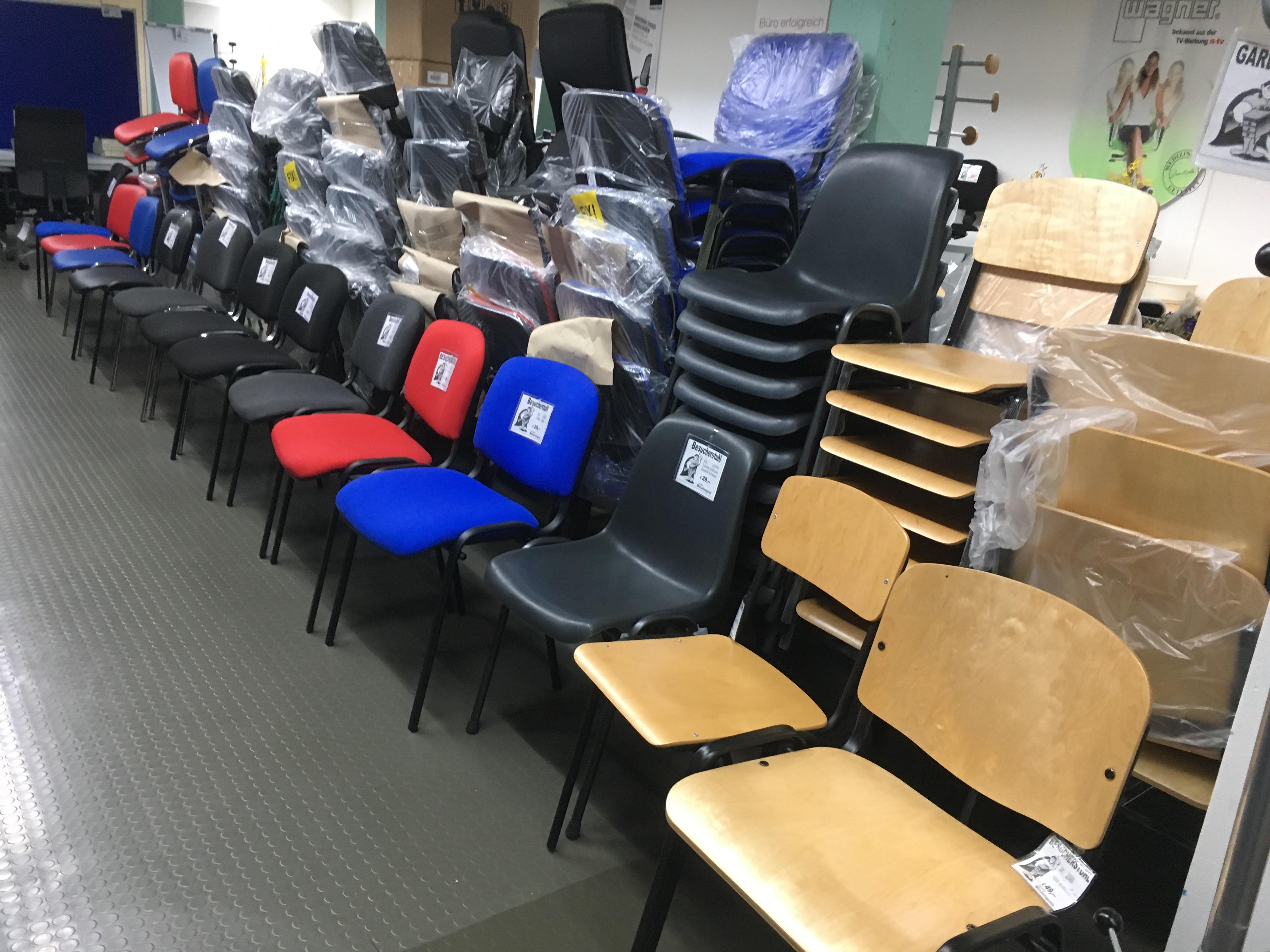 Besucherstühle Büro Möbel Basar